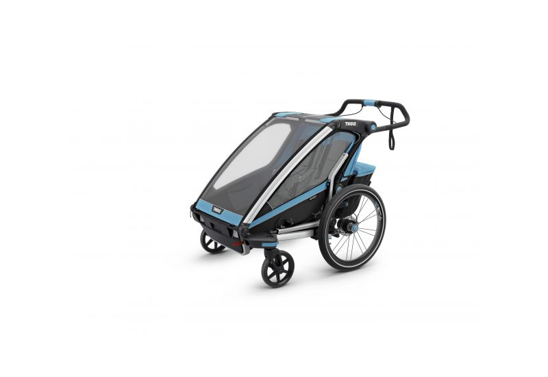 THULE CHARIOT SPORT 2 BLUE 2020 - 7