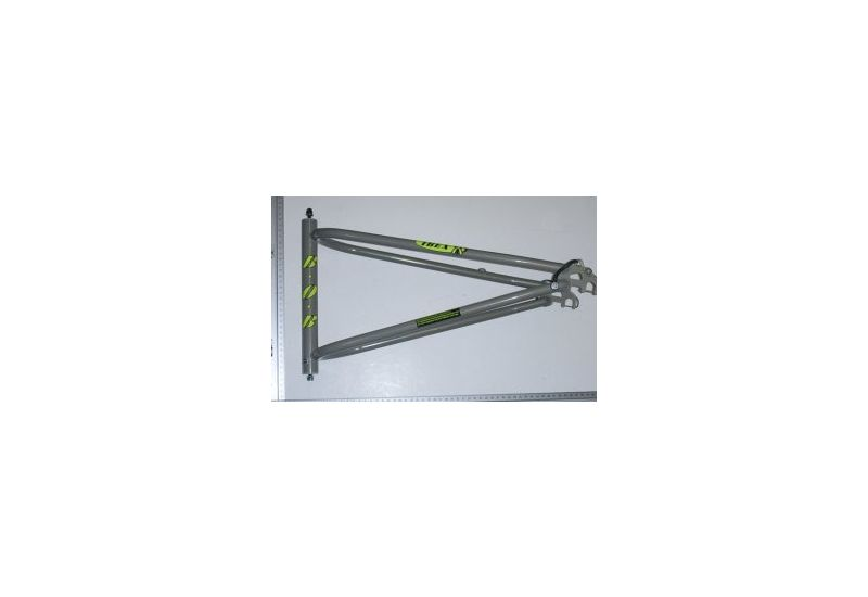 THULE Yepp Maxi Easy Fit Silver - 1