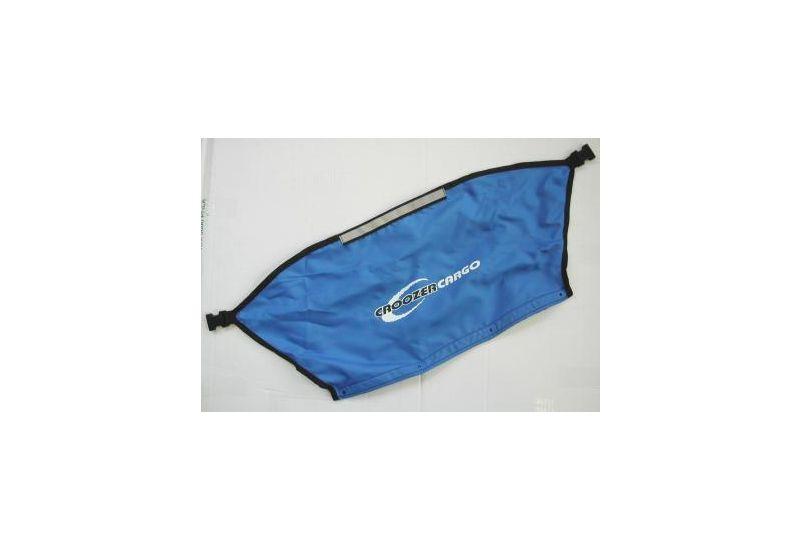 CRO CARGO Cargo  textilní přední, modrý - 1