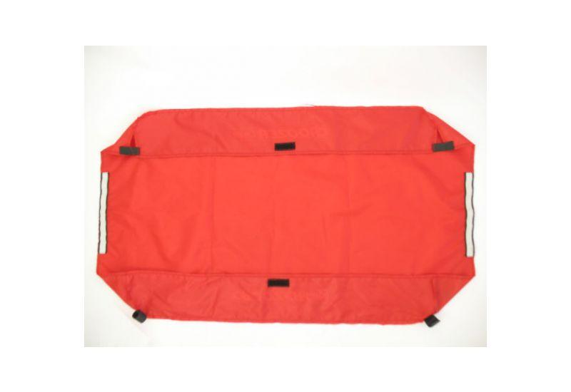 CRO CARGO Cargo  top kryt, červený, model 2004 - 2
