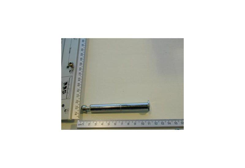 THU Samozajišťovací Osa - 12.6mm - CDD/CAB - 1