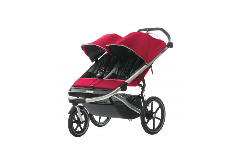 THULE URBAN GLIDE I RED DOUBLE - 1
