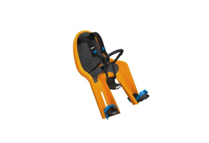 Thule RideAlong Mini Zinnia Orange - 1