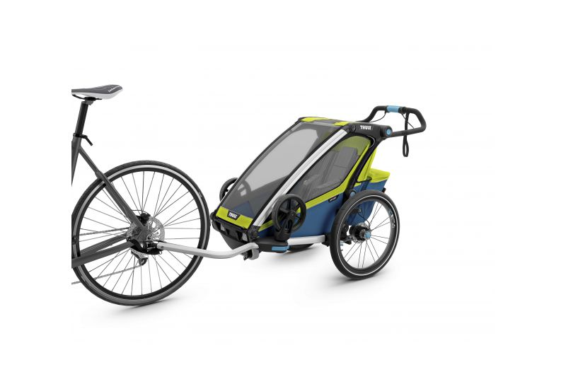 THULE CHARIOT CTS SPORT1, BLUE & GREEN - 1
