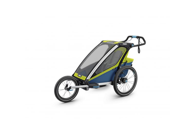 THULE CHARIOT CTS SPORT1, BLUE & GREEN - 3