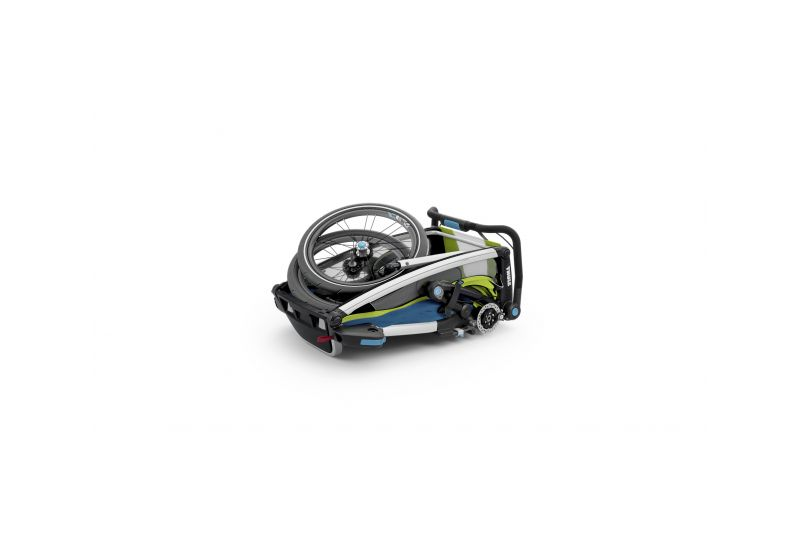 THULE CHARIOT CTS SPORT1, BLUE & GREEN - 5