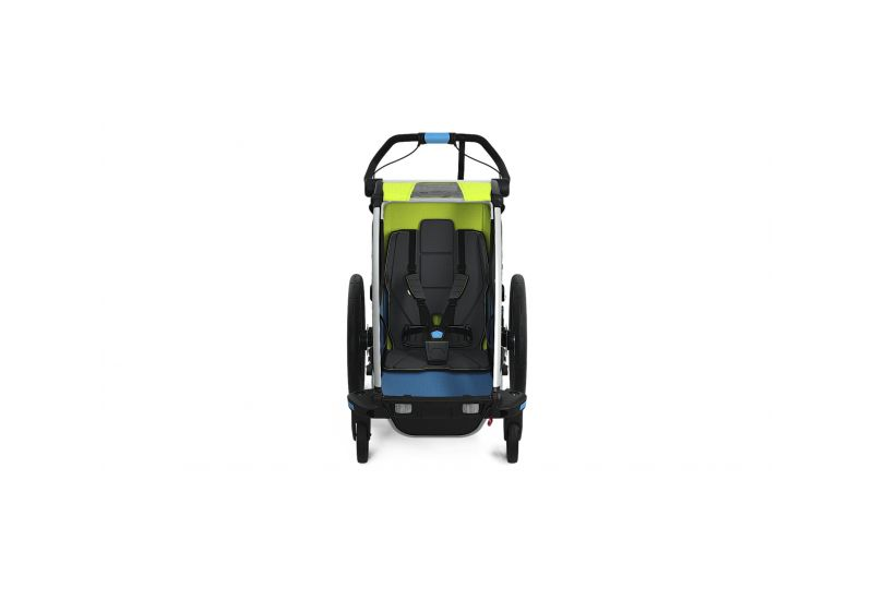 THULE CHARIOT CTS SPORT1, BLUE & GREEN - 6