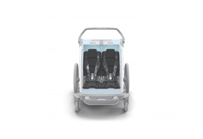 THULE CHARIOT CTS SPORT2, BLACK & JOGGER EXKLUZIVNĚ DVĚ PLUS DVĚ - 4