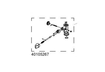 THU Mechanismus předního kolečka- UG (SP) 14+ - 1