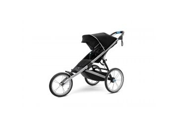 THULE GLIDE II BLACK SINGLE - 1
