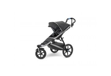 THULE URBAN GLIDE II GREY SINGLE - 1