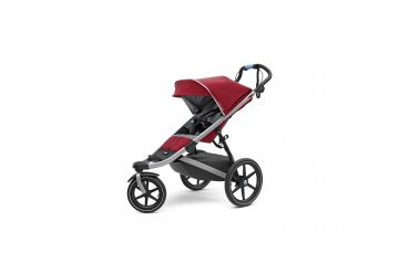THULE URBAN GLIDE II RED SINGLE - 1