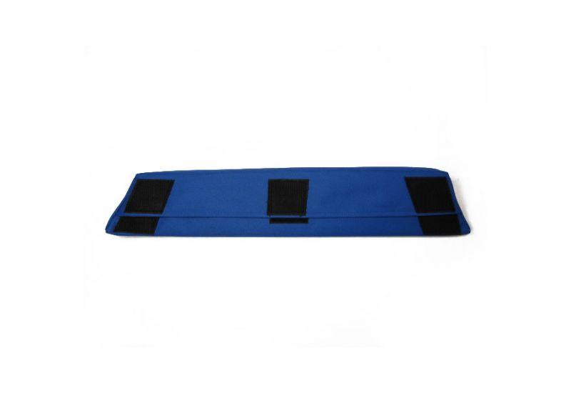 CRO KID polštářek modrý pro  sedadlo  535 - 2