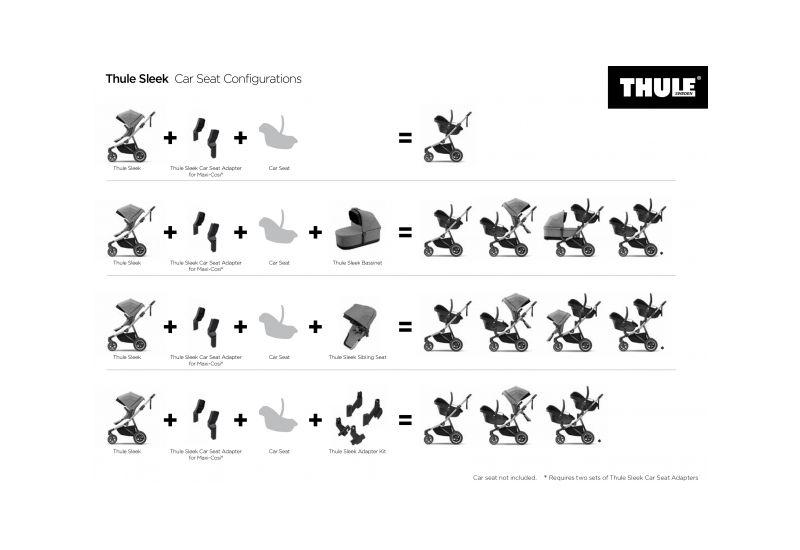 THULE SLEEK MIDNIGHT BLACK - 11